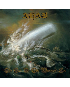ahab the call of the wretched sea cd
