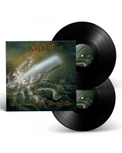 ahab the call of the wretched sea black double vinyl