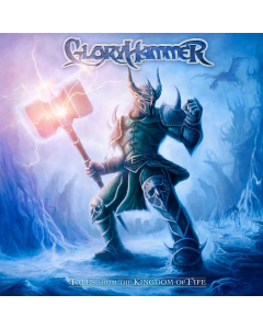 gloryhammer tales from the kingdom of fife cd