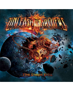 24058 unleash the archers time stands still cd heavy metal