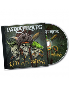 paddy and the rats rioit city outlaws cd