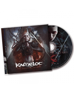 48432 kamelot the shadow theory cd power metal