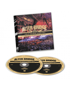 51195 alter bridge live at the royal albert hall featuring the parallax orchestra 2-cd alternative metal
