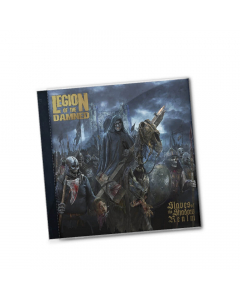 53115 legion of the damned slaves of the shadow realm cd black metal