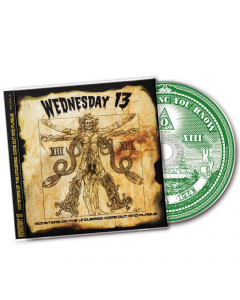56212 wednesday 13 monsters of the universe come out and plague cd punk