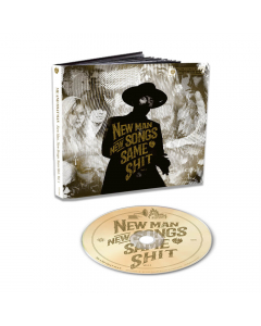 59864 me and that man new man, new songs, same shit, vol. 1 - mediabook cd roc
