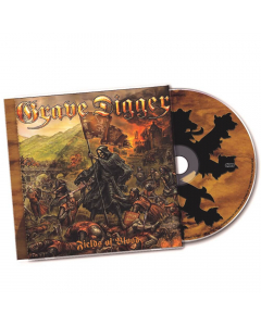 grave digger fields of blood cd