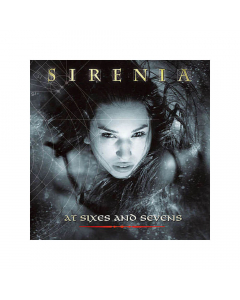6800 sirenia at sixes and sevens cd gothic metal