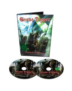 grave digger the clans are still marchen digibook cd dvd