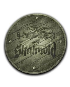 SKALMÖLD - Dragon Shield / Patch