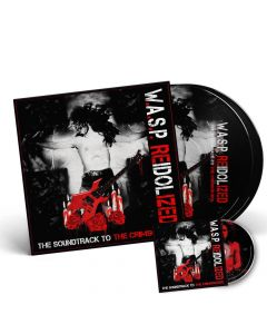 44981-1 w.a.s.p. re-idolized (the soundtrack to the crimson idol) picture 2-lp + dvd heavy metal