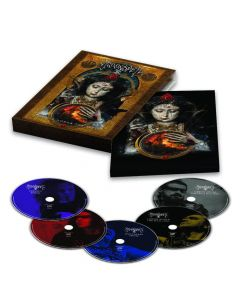 moonspell lisboa under the spell bluray dvd cd digipak