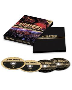 51196 alter bridge live at the royal albert hall featuring the parallax orchestra 2-cd + blu-ray + dvd slipcase alternative metal