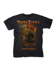GRAVE DIGGER - The Living Dead / T-Shirt