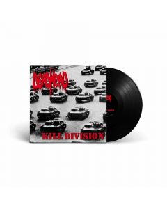 dead head kill division black vinyl