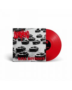 dead head kill division red vinyl