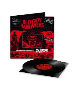 bloody hammers Songs Of Unspeakable Terror black vinyl