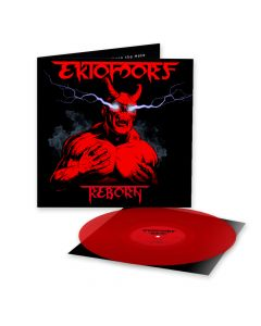 ektomorf reborn transparent red vinyl