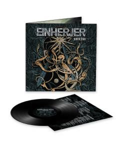 einherjer north star black vinyl