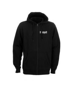 memoriam onward into battle zip hoodie