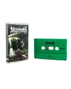 sepiroth condemned to suffer cassette tape