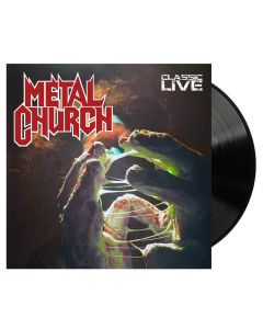 metal church classic live black vinyl