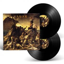 ahab the divinity of oceans black double vinyl