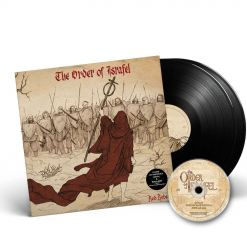 THE ORDER OF ISRAFEL - Red Robes / BLACK 2-LP + DVD