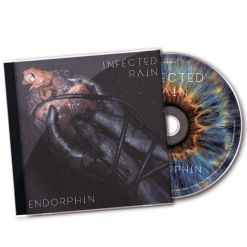 infected rain endorphin cd