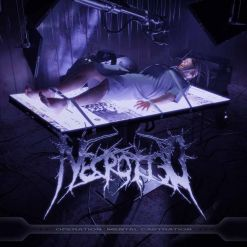 necrotted operation mental castration cd