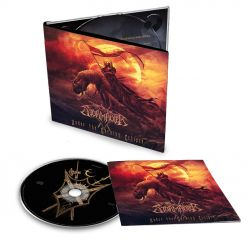 Under The Burning Eclipse - Digipak CD