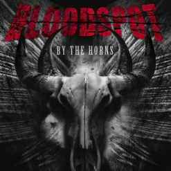 bloodspot by the horns cd